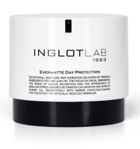 Inglot Evermatte Day Protection Crema Facial de Día