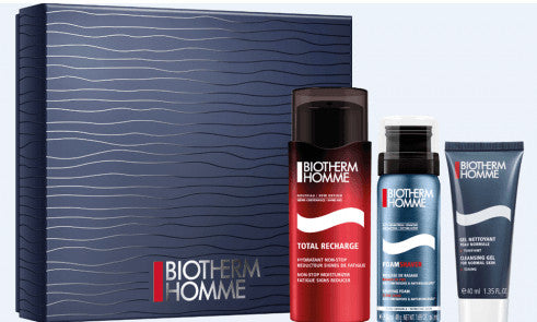 Biotherm Homme Cofre Total Recharge