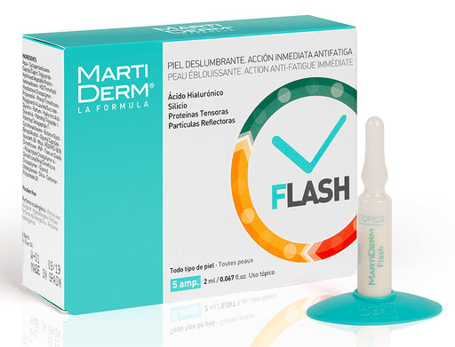 Martiderm Ampollas Flash