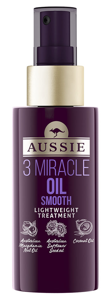 Aussie Aceite 3 Minute Miracle Smooth