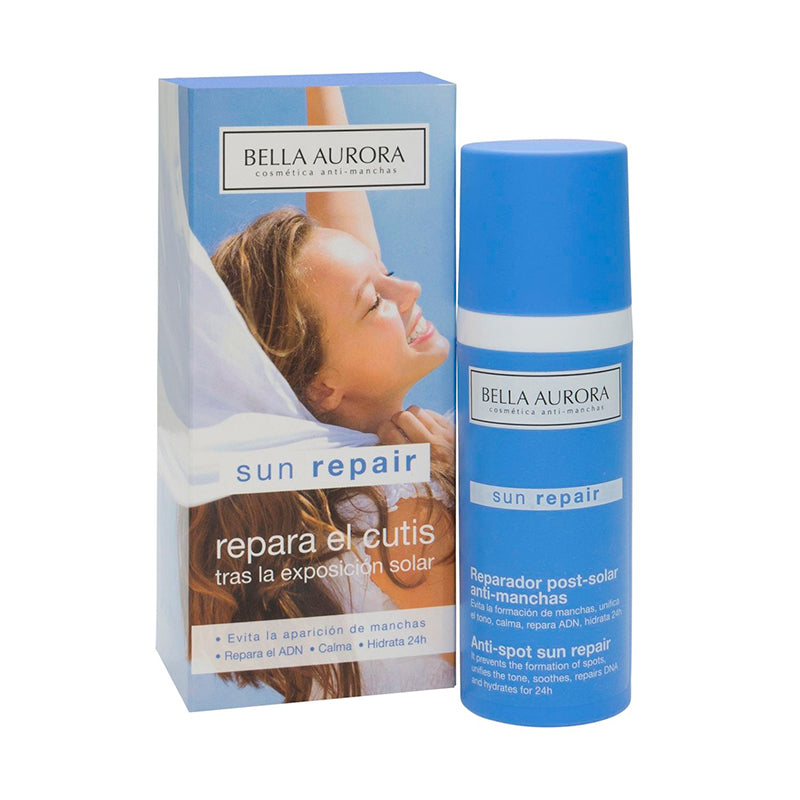 Bella Aurora Sun Repair Post-solar Antimanchas