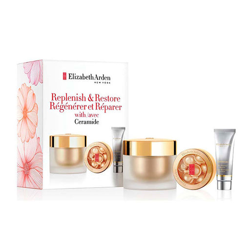 Elizabeth Arden Replenish And Restore Crema De Día Set