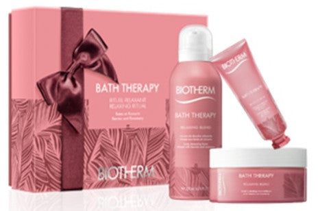 Biotherm Bath Therapy Relaxing Cofre