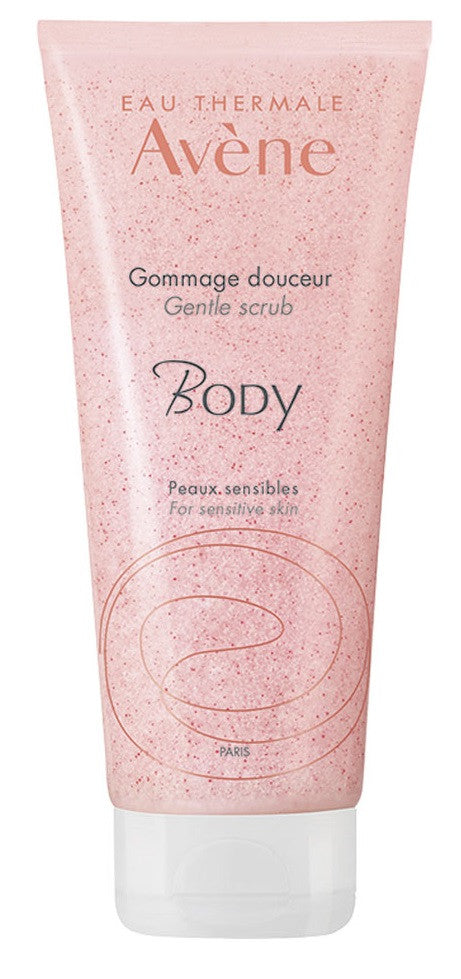 Avene Body Gel Exfoliante Suavidad