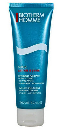 Biotherm Homme T-Pur Salty Gel Limpiador