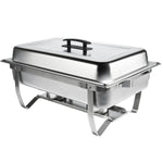 7 Quart Chafing Dish Rental