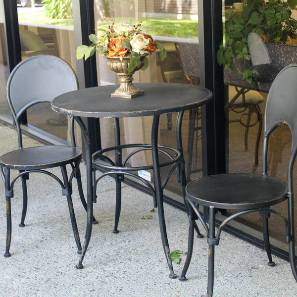 Café Table & Chair Set