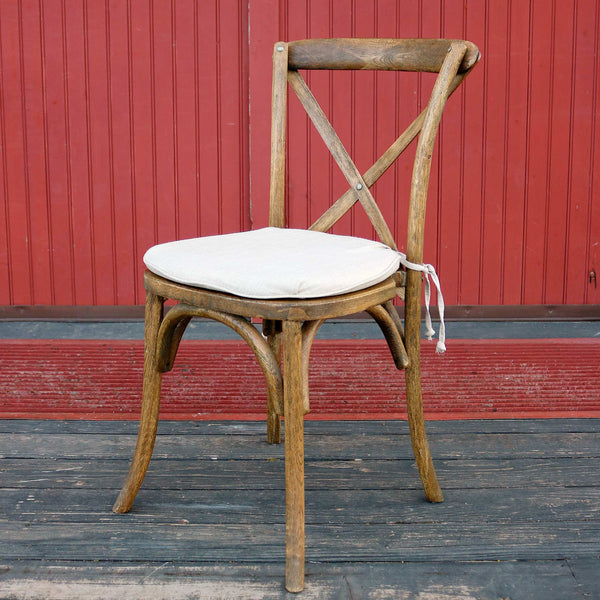 Oak Bistro Chairs