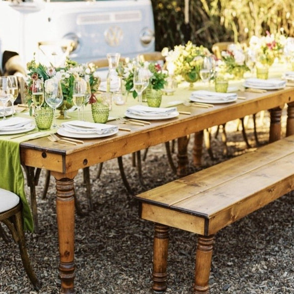 Handmade Farm Table