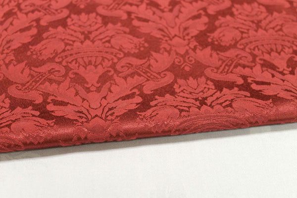 Damask - Saxony Red