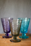 Footed Goblet Collection