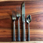 Chevron Flatware