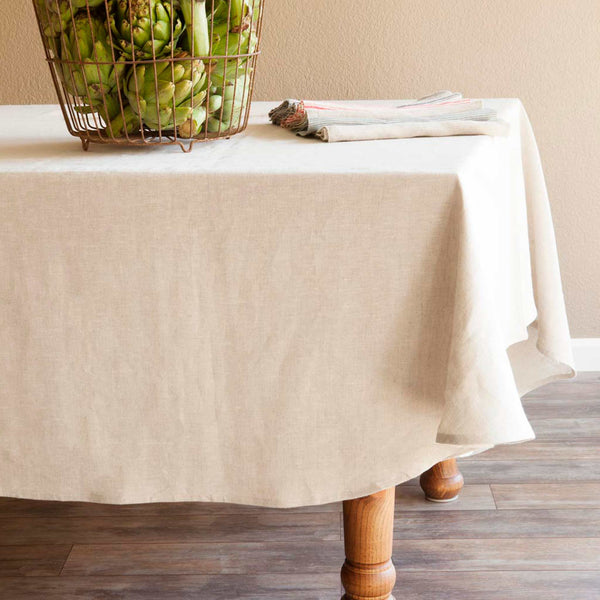 Homespun French Linen