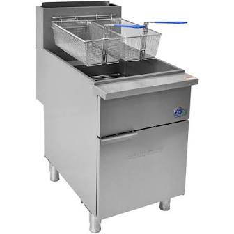 Double Deep Fryer (Propane)