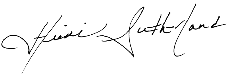 Signature represented as a graphic