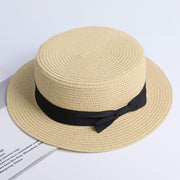 Obangbag Beige / M 2019 Women Summer Beach Straw Hat