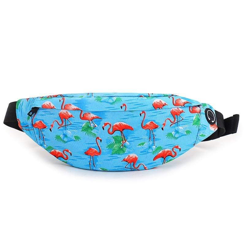Obangbag Bird 2 Unisex Lightweight Multifunction Casual Sports Outdoor Waterproof Fanny Pack Phone Bag
