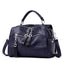 Obangbag blue Multifunctional Large Capacity Fashion Shoulder Bag Messenger Bag