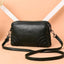 Obangbag Dark Green Women Vintage Cute Mini Roomy Professional Soft Leather Crossbody Bag Shoulder Bag