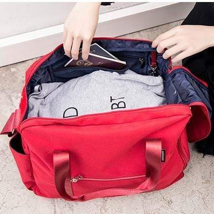 Obangbag Large Capacity Multifunctional Waterproof Portable Travel Folding Bag