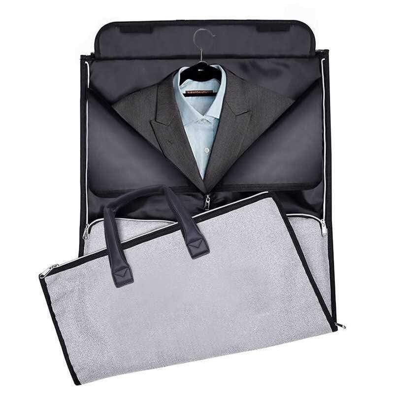 Obangbag Multifunction Layered Travel Bag Business Trip Luggage Bag Designed for Suit