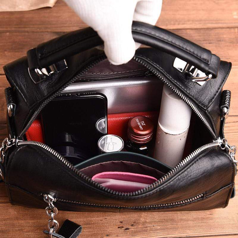 Obangbag Multifunctional Large Capacity Fashion Shoulder Bag Messenger Bag