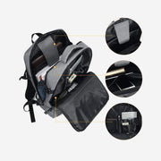 Obangbag Multifunctional Large Capacity Waterproof Business Travel Backpack Luggage Bag
