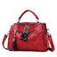 Obangbag red Multifunctional Large Capacity Fashion Shoulder Bag Messenger Bag