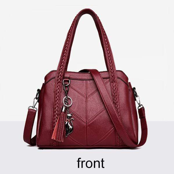 Obangbag Stylish Multi-layer Large Capacity Handbag iPad Bag