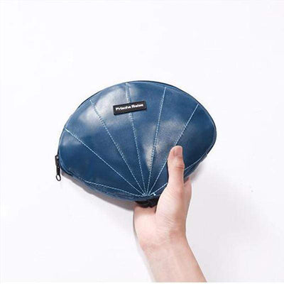 Obangbag Travel Vacation Shell Shape Foldable Storage Waterproof Casual Handbag Backpack Series