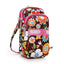Obangbag Windmill Women Mini Cute Colorful Multi Pockets Oxford Clutch Bag Shoulder Bag