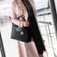 Obangbag Women Chic Stylish Professional Roomy Multifunction Bag Set Purse Handbag Crossbody Bag for Work
