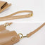 Obangbag Women Simple Vintage Roomy Leather Bucket Bag Bag Set Shoulder Bag for Work