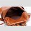 Obangbag Women Vintage Chic Double Zipper Roomy Multifunction Crocodile Pattern Leather Backpack Shoulder Bag