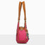 Obangbag Women Vintage Chic Large Capacity Multi Pockets Soft Leather Shoulder Bag Crossbody Bag for Work