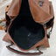 Obangbag Women Vintage Fashion Large Capacity Multifunction Leather Backpack Shoulder Bag for Work for Travel