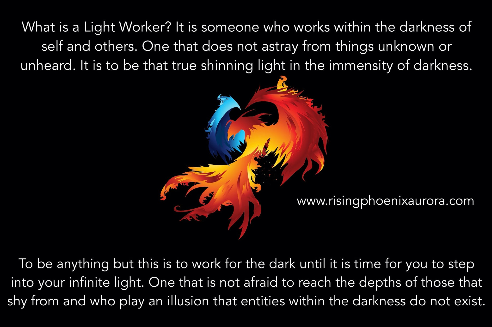 The Definition To A Light Worker