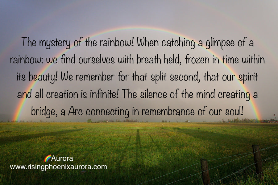 🌈The Mystery of The Rainbow