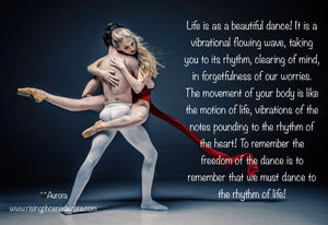 ♥️Life is as a beautiful dance!