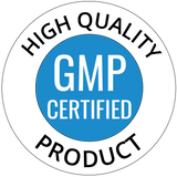 Our IBS Treatment is Made in an FDA approved factory with only the highest quality GMP certified ingredients