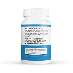 Suggested use for maximum IBS relief and directions for IBS help