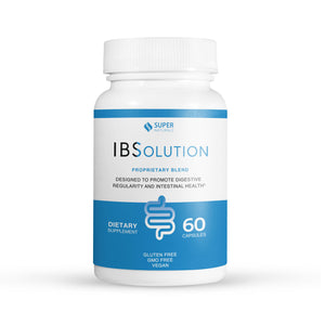 IBSolution - All Natural IBS Treatment