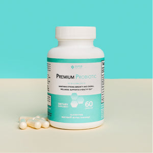 Premium Probiotic - Healthy Gut Support