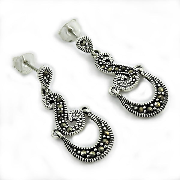 Silver Earring Jewelry