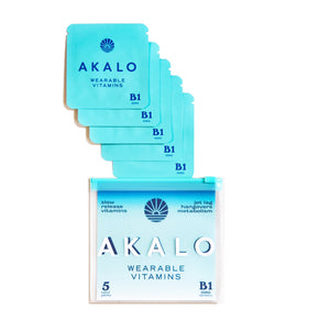 AKALO Vitamin B1 Hangover Patches