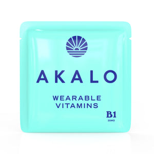 AKALO Vitamin B1 Hangover Patch - Friends of AKALO