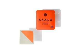 AKALO Vitamin D3 Immune Health Patches
