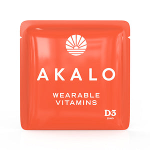 002-15 Showfields - AKALO Vitamin D3 Patch (Stocking Stuffers: 5x3-packs)