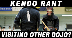 [KENDO RANT] - Visiting Other Dojo? Using Your Shoulders Properly?