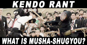 [KENDO RANT] - What is Musha-Shugyou? Height Differences for Kote?